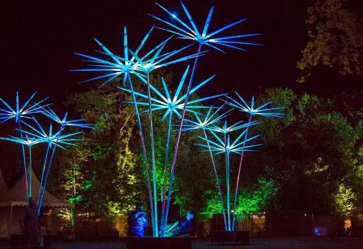 园林景观灯图片