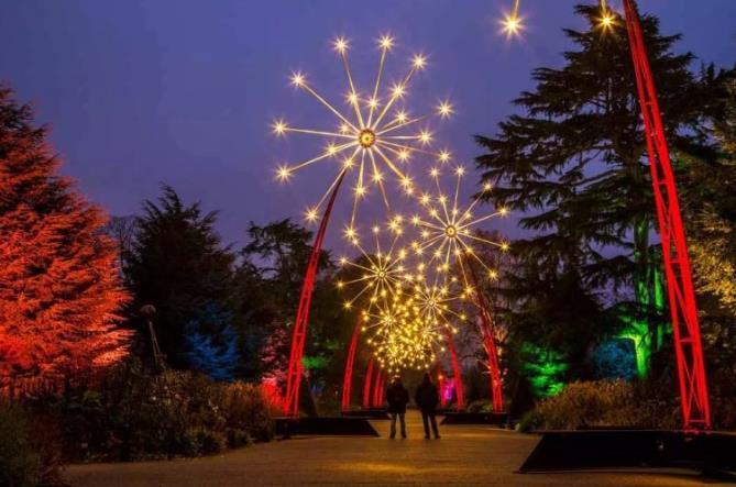 园林景光灯怎样设计