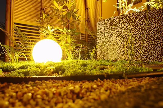 园林景观灯设计图片