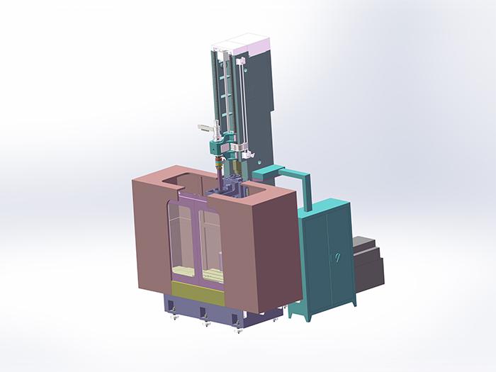 2MK2240系列数控立式珩磨机