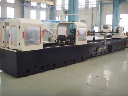 恒益达机械生产的珩磨机床的结构介绍