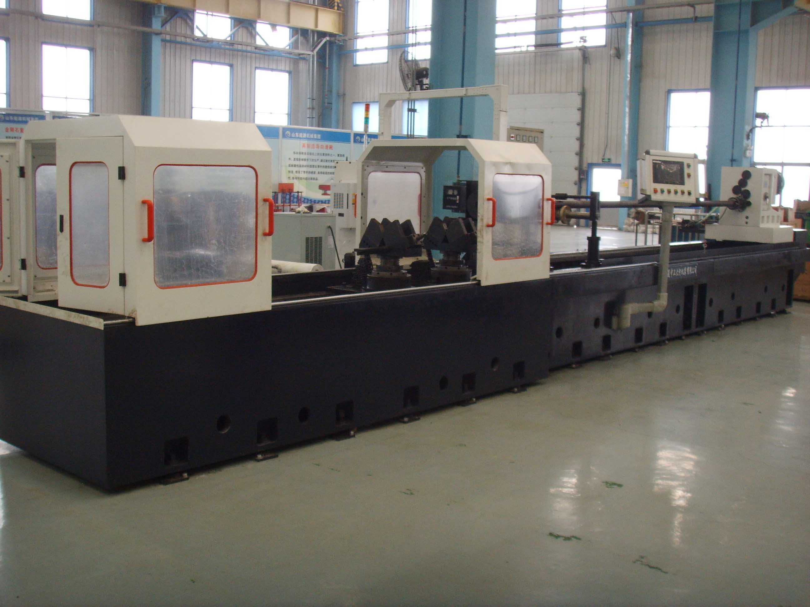 立式珩磨机-恒益达SV-200立式珩磨机性能特点