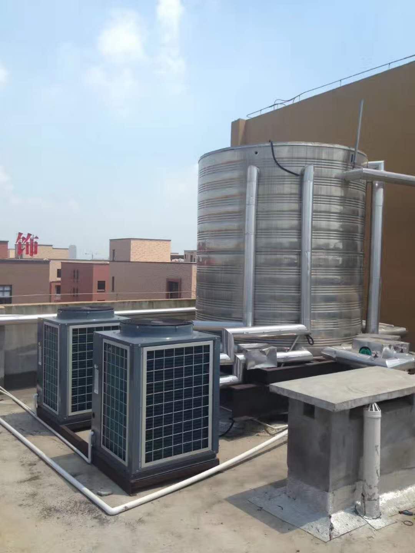 空气源热泵热水系统图片展示