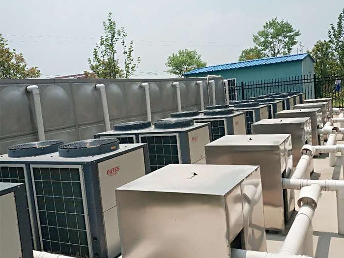 空气源热泵采暖图片展示