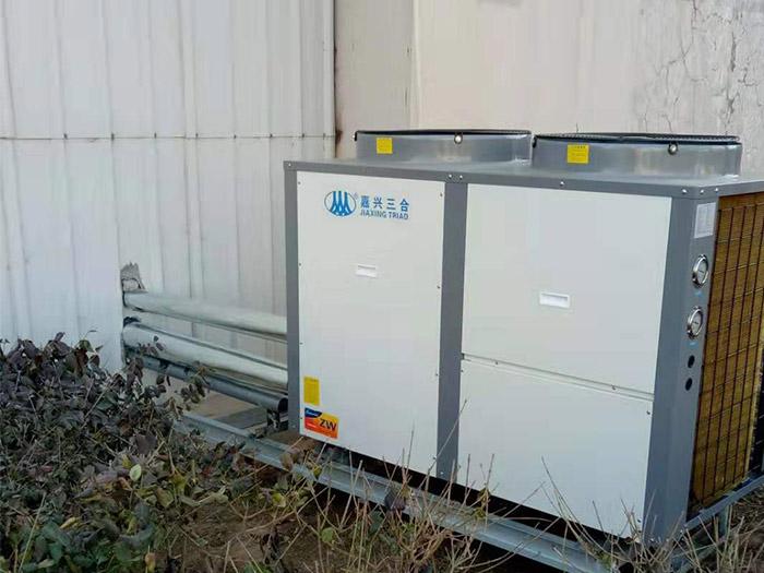 吴忠市利通区金乐居养老服务中心热水项目