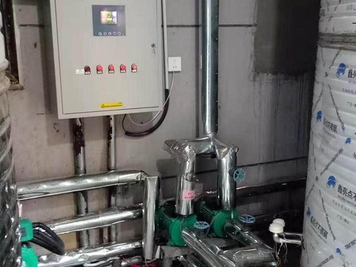 银川空气能热泵图片展示