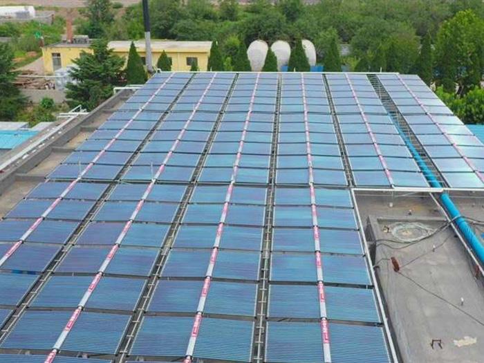 太阳能热水工程管道安装使用注意事项,瑞杰新能源带你涨知识!