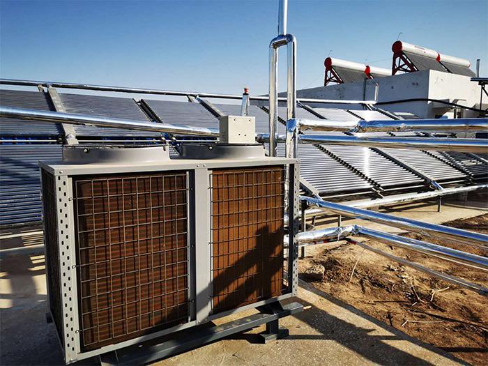 为什么说空气源热泵安装通风量设计须提高?知道其中的奥秘!