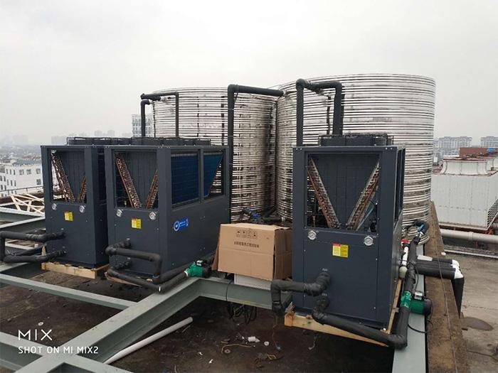 空气源热泵是不是家庭都可以安装使用?
