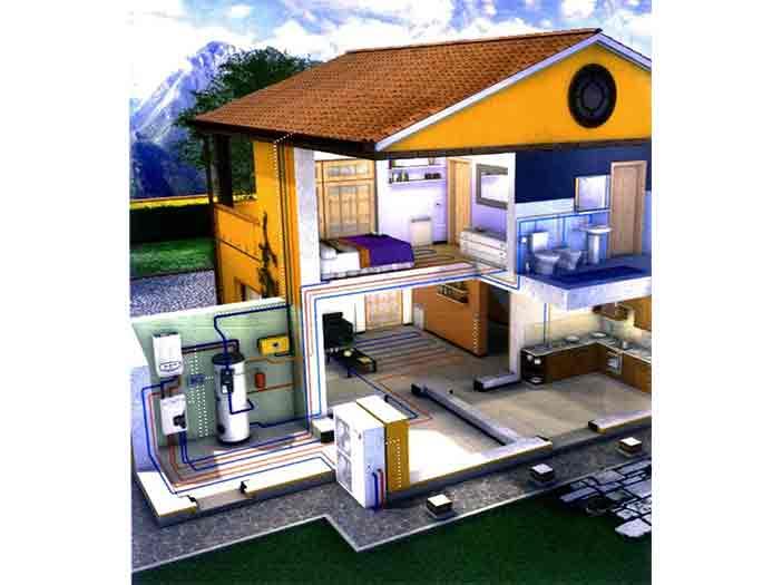 选择空气源热泵的四大要素赶快收藏!