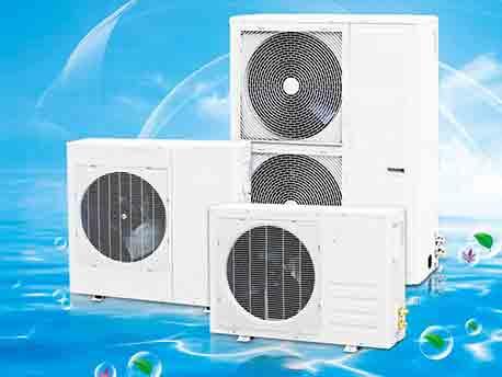 银川空气源高温热水机组