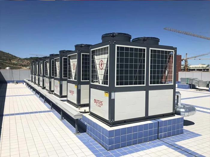 空气源热泵热水机组,要这样保养,瑞杰新能源邀您了解