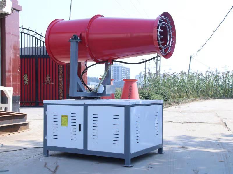 在宁夏环保除尘措施有哪些?银川喷雾式除尘设备效果怎么样?瑞杰新能源邀您了解