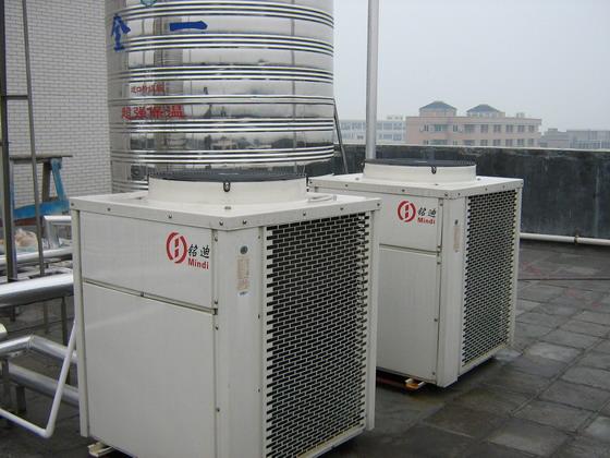 你知道为什么空气源热泵为什么这么好用?宁夏空气源热泵厂家为您介绍