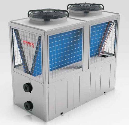宁夏空气源热泵图片展示