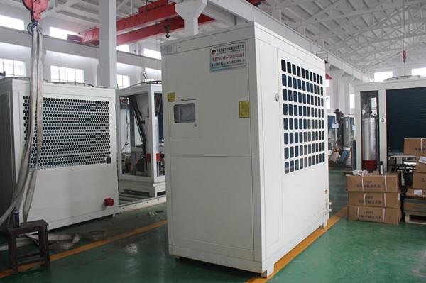 瑞杰新能源邀您了解空气源热水机组与太阳能热水器相比有什么优势?