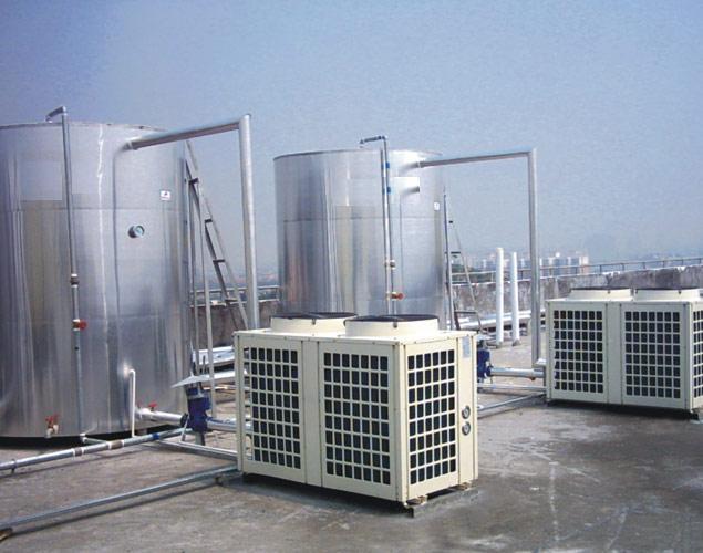 你知道工厂采用空气源热泵供热水效果如何?宁夏空气源热泵厂家邀您了解