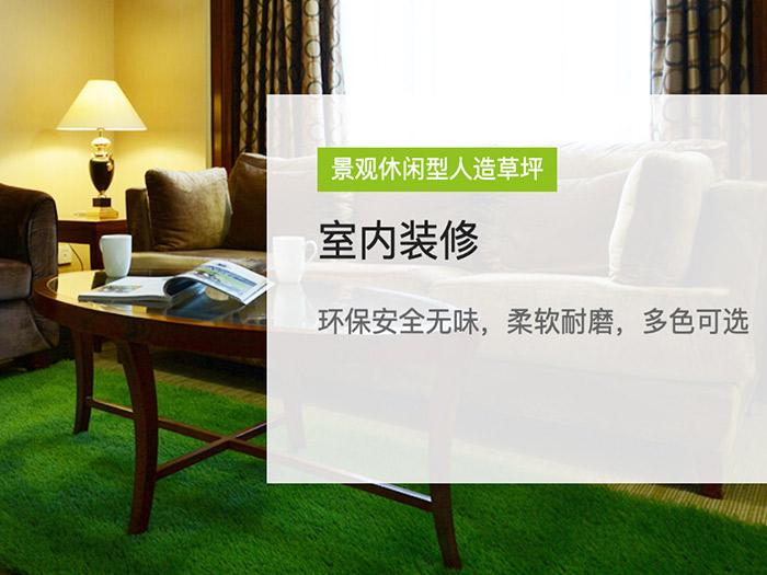 室内人造草坪图片展示