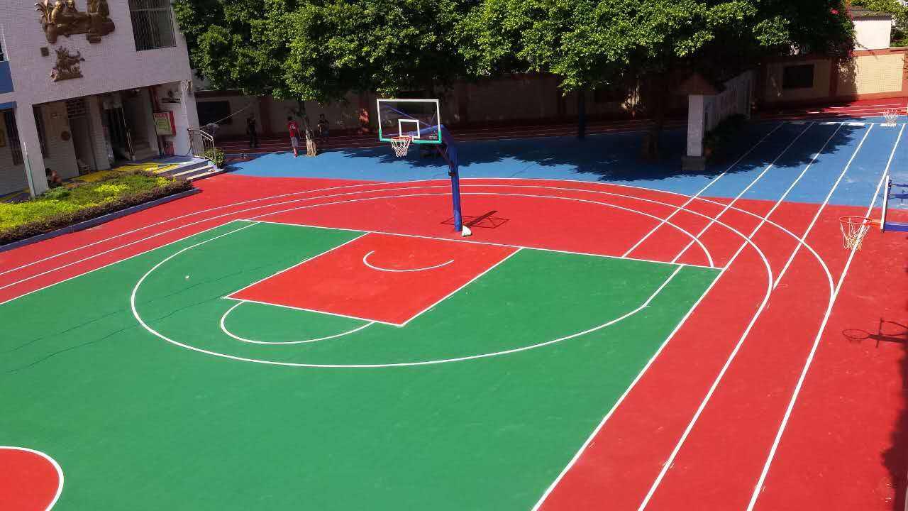 你知道宁夏硅pu球场的施工方法吗