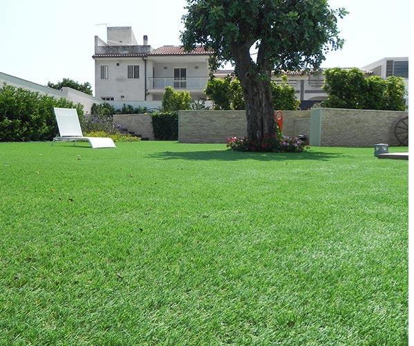金辅成建材邀您了解人造草坪是如何修复的