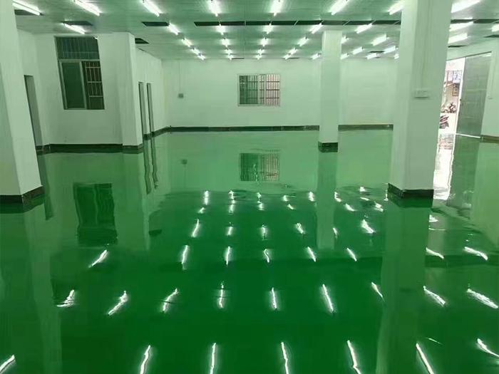 环氧地坪漆防水层的基本状况不知道怎么做?那就来看看吧!