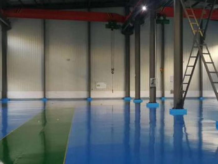 环氧地坪需做防水层有多重要