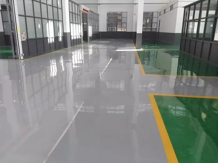 施工必知|3个因素影响环氧地坪漆的固化时间