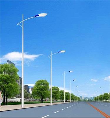 河南市电路灯