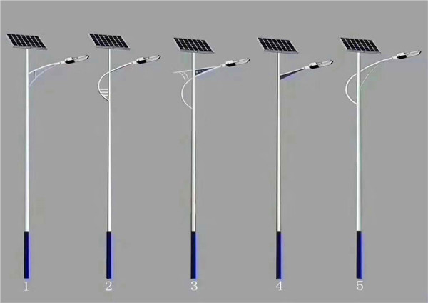 太阳能路灯杆安装步骤分为这七大步,你需要了解一下哦