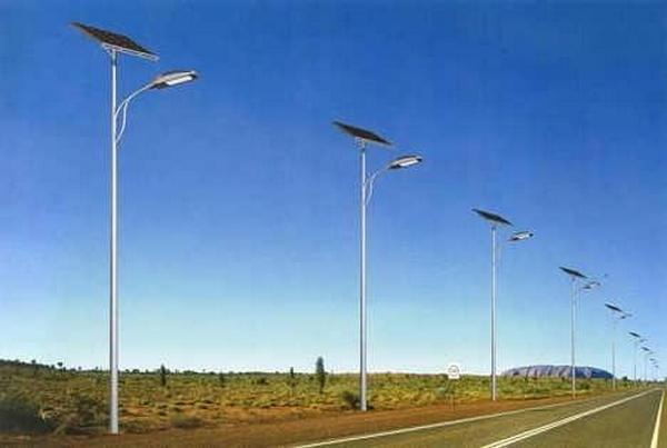 太阳能路灯安装方法及调试方法