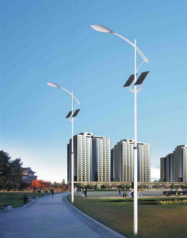河南太阳能路灯应该怎么安装你了解吗?