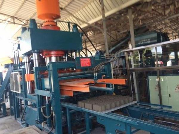 植草砖生产设备