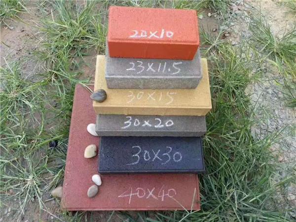 郑州透水砖生产