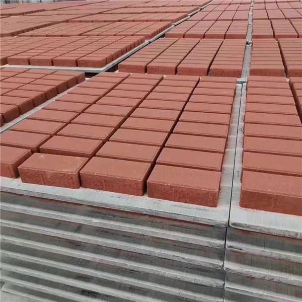 郑州透水砖批发厂家