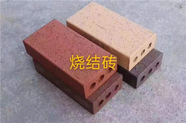 郑州烧结砖批发