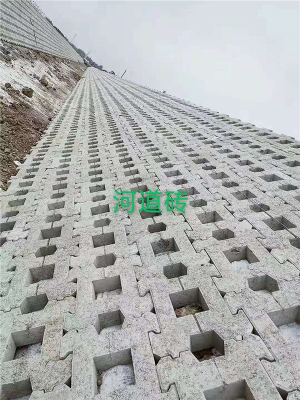 郑州河道砖