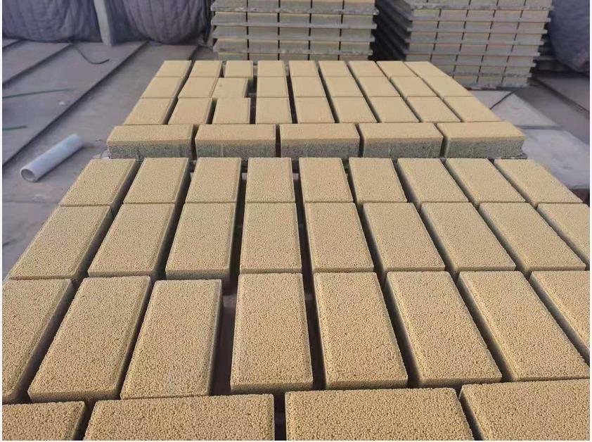郑州透水砖厂