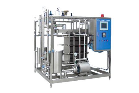 兰州隆晟板式高温乳品杀菌机设备