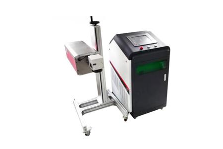 蘭州隆晟包裝UV激光噴碼機