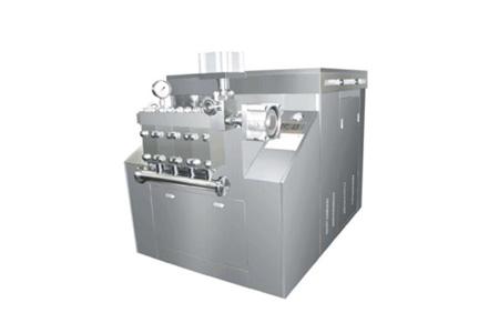 蘭州隆晟乳品均質機設備