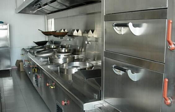 选择商用厨房设备的三个标准