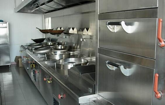 选择购置商用厨房设备大家要看的三个标准