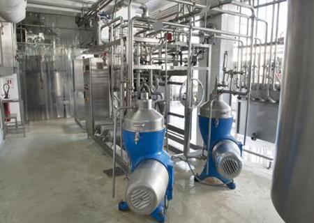 乳品生产线设计安装