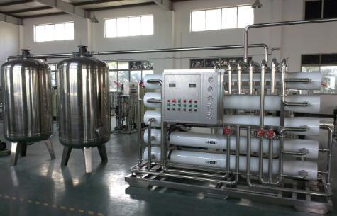 软化水处理设备有哪些安装要求