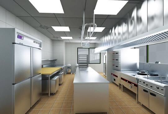 酒店该如何选购商用厨房设备
