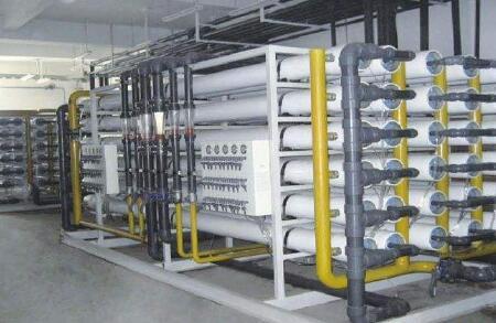 纯水处理设备安装时有哪些要求