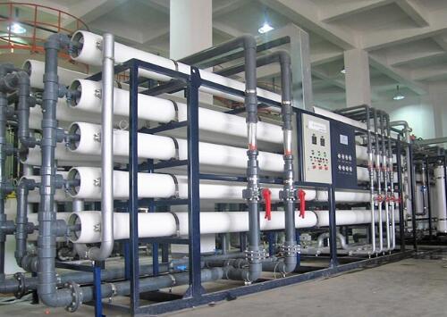 水处理生产出纯净水的水质要求