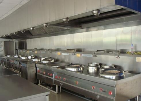 有哪几类商用厨房设备