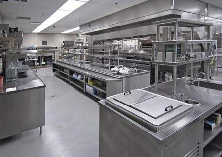 成套全自动厨房设备