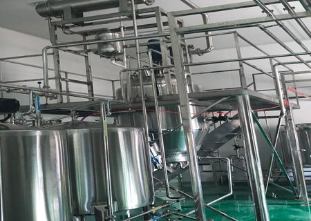 为青海玉树藏族自治州曼智扎酒业提供芜根酒成套生产线